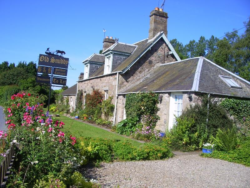 The Old Smiddy Cottage