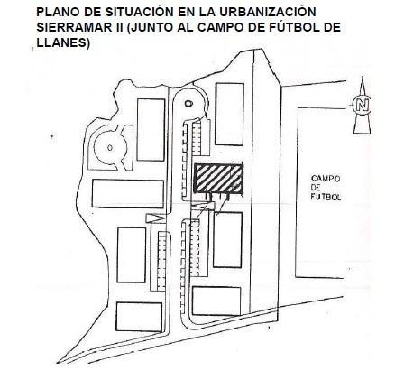 Ubicación del Apartamento en Residencial Sierramar