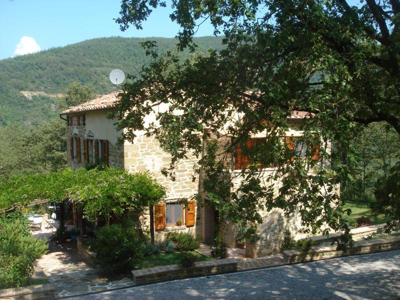 Tegolaio, location de vacances à Col di Morro