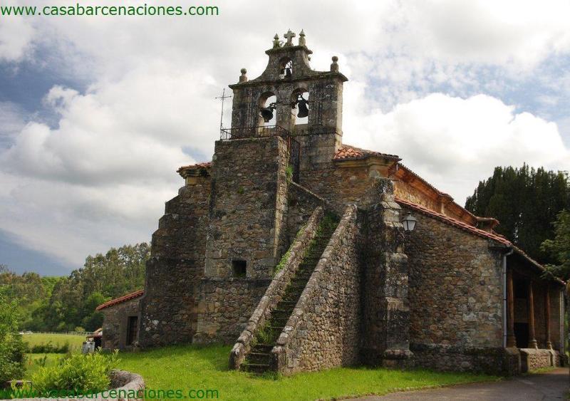 Iglesia de Barcenaciones