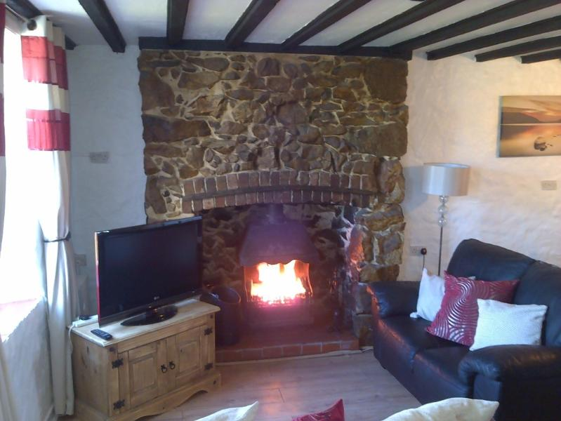 Holiday Cottage In Anglesey, holiday rental in Rhosneigr