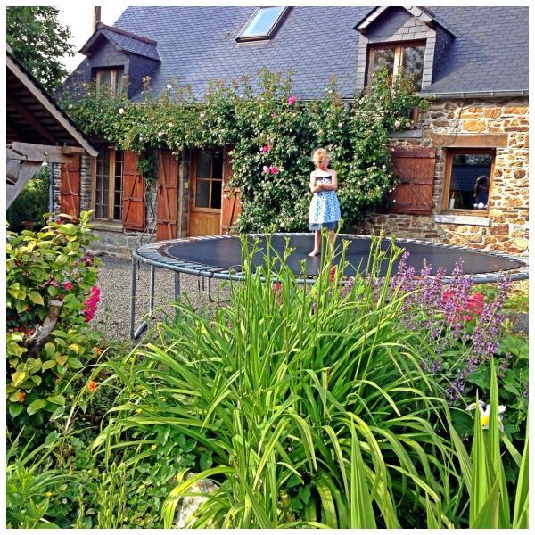 L'Epine Cottage, vacation rental in Saint-Hilaire-du-Harcouet