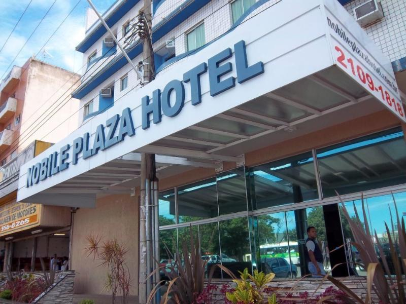 Nobile Plaza Hotel, holiday rental in Riacho Fundo