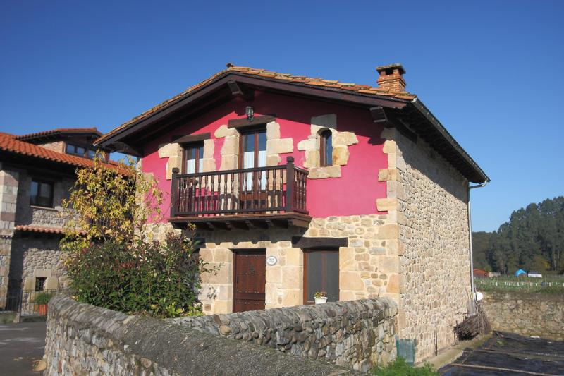 Exterior de Casa Vallejo