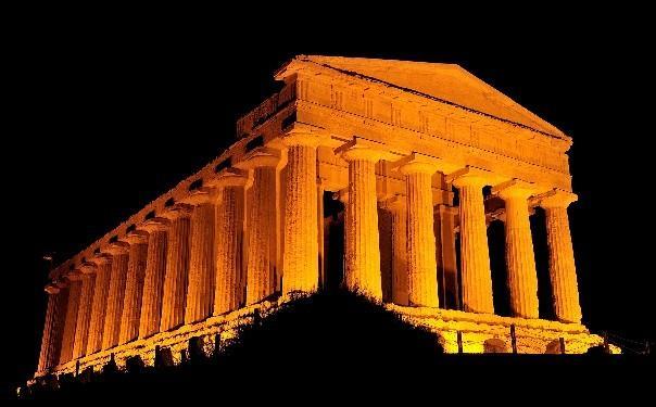 Tempio della Concordia ..un'emozione da non perdere!
