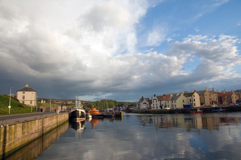 The Herring Queen, holiday rental in Borders