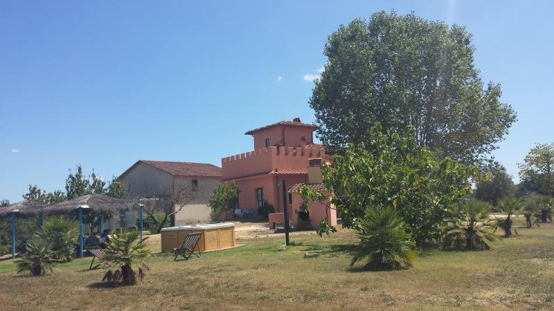 FATTORIA SANTA LUCIA, vacation rental in Ponsacco