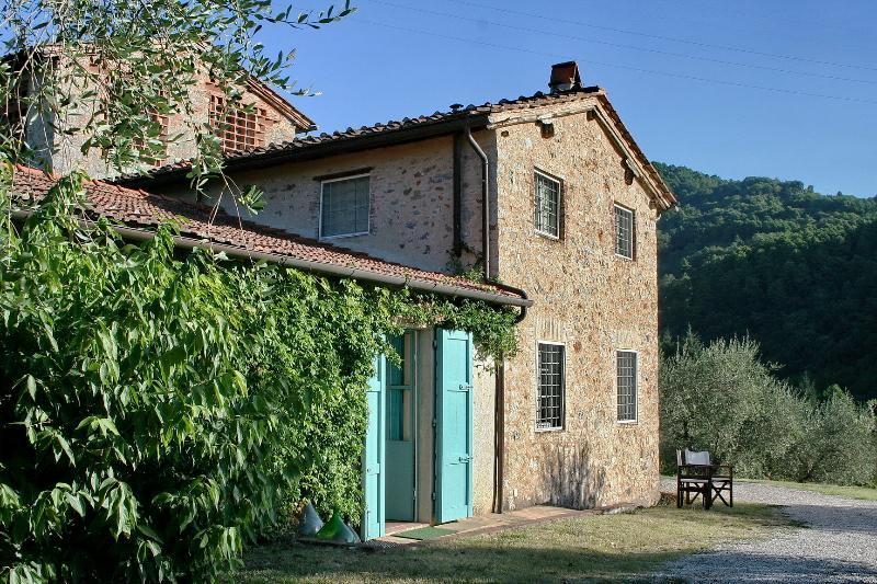Il Frantoio, holiday rental in Orbicciano