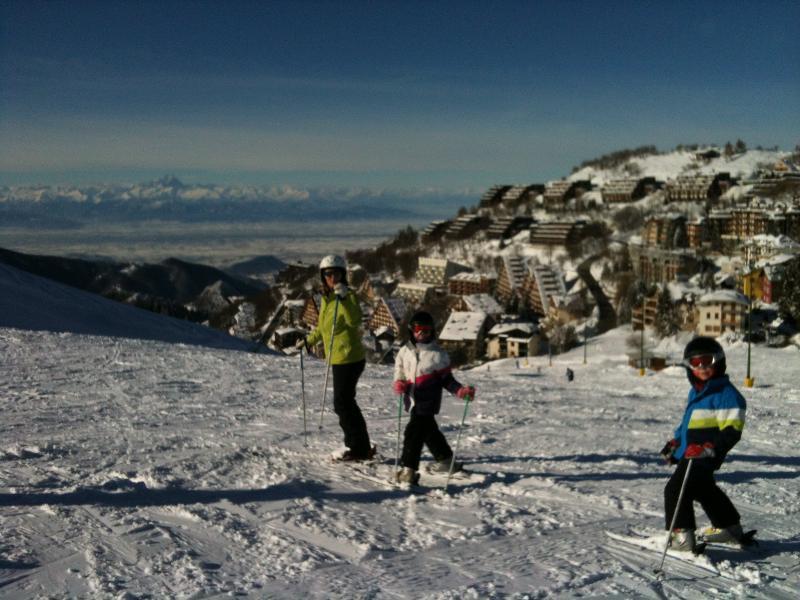 A day skiing at Prato Nevoso is always good fun