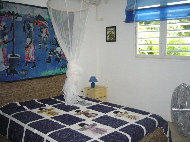 la chambre bleue tres fraiche