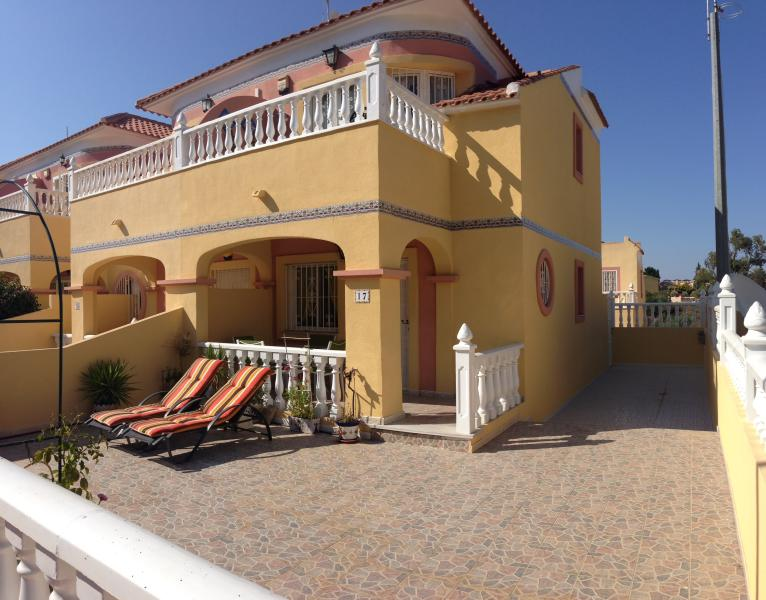 The Villa and Courtyard