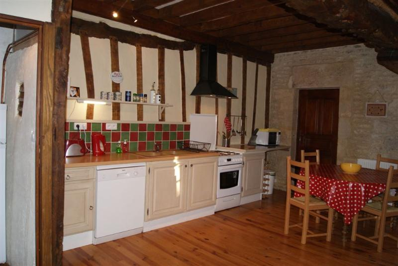 Cozinha Le Pressoir