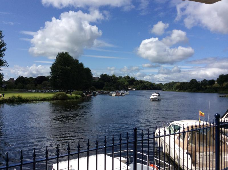 Stunning views of Lough Erne