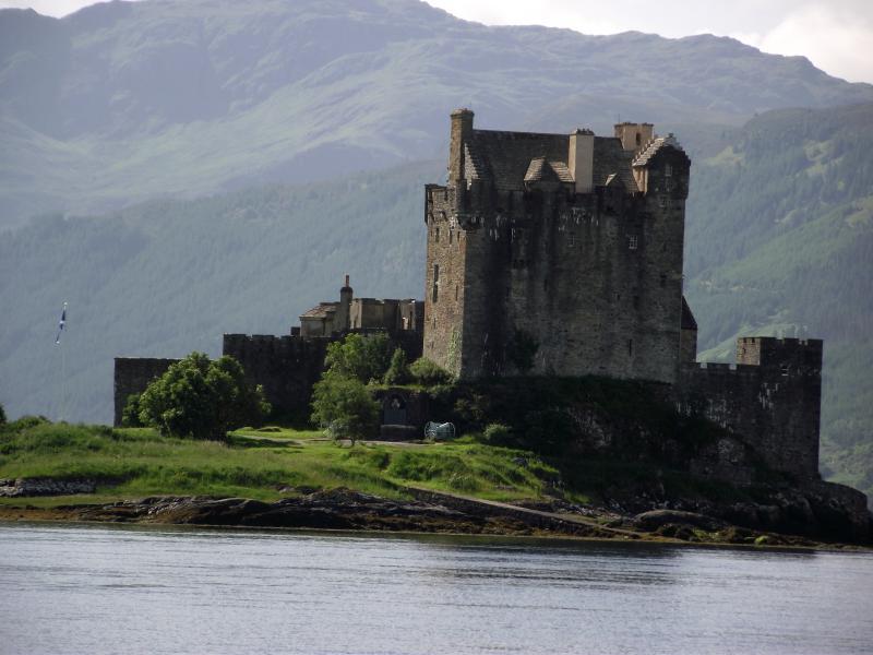 Eillen Donan castle
