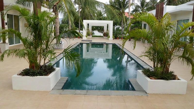 Swimming pool 15 x 4 metres