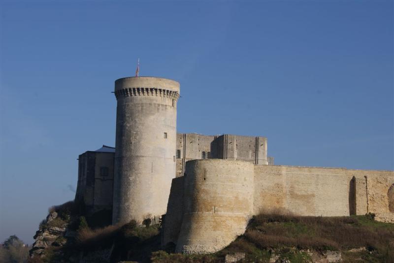 William The Conqueror Castle - Falaise