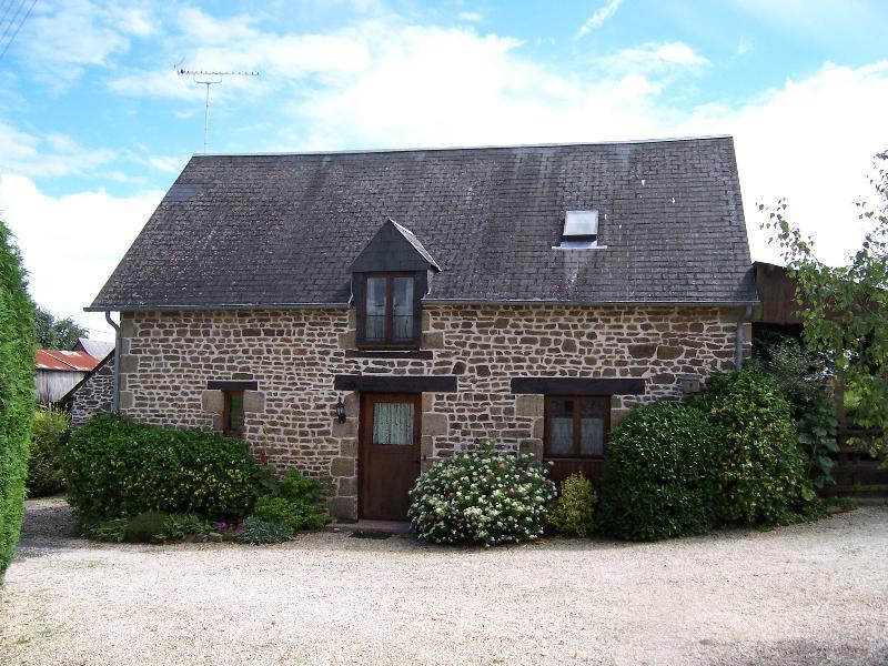 La Bayette, La Doree, casa vacanza a Fougerolles-du-Plessis