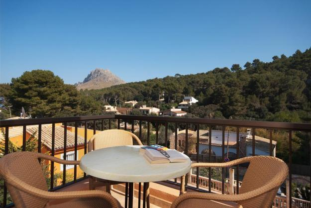 Cala San Vicente pool apt 527, vacation rental in Cala San Vincente