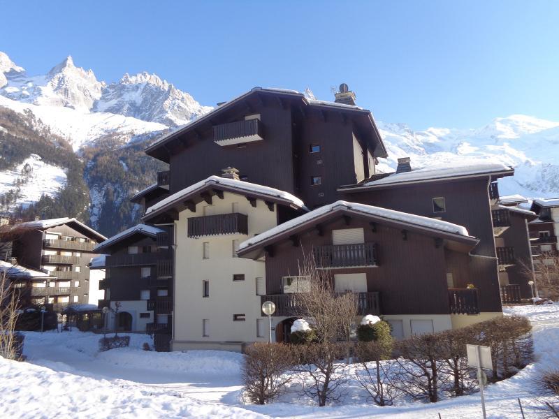 Studio -  Le Clos du Savoy, vacation rental in Chamonix