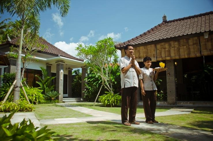 The staffs is very well trained and they will serve you with our unique and great hospitality