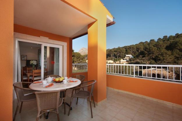 Cala San Vicente pool apt 524, vacation rental in Cala San Vincente