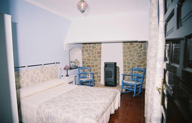 Dormitorio3. Tiene chimenea