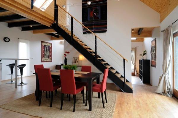 Design custom wooden house,lake view, alquiler de vacaciones en Balatonederics
