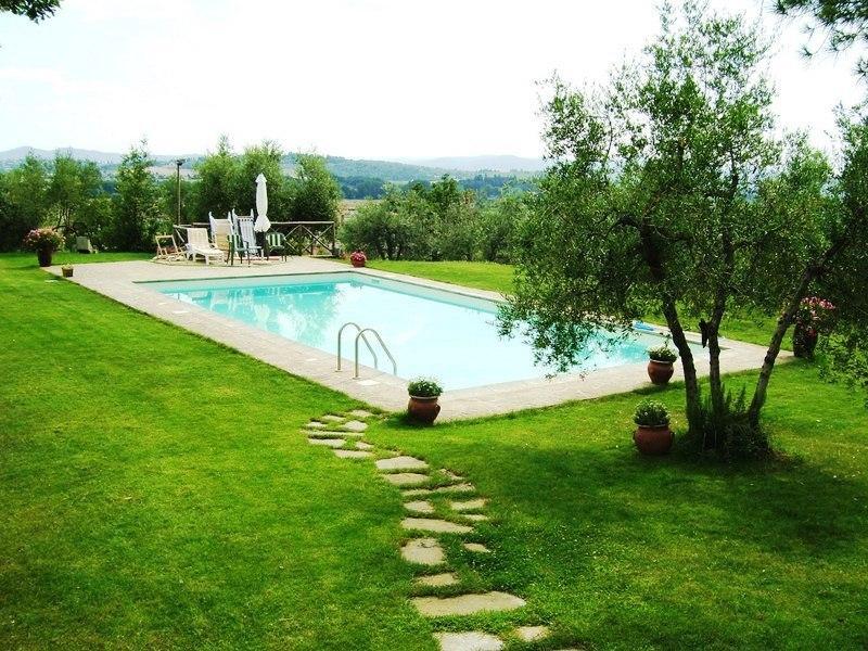 casa di lisa, holiday rental in Tregozzano