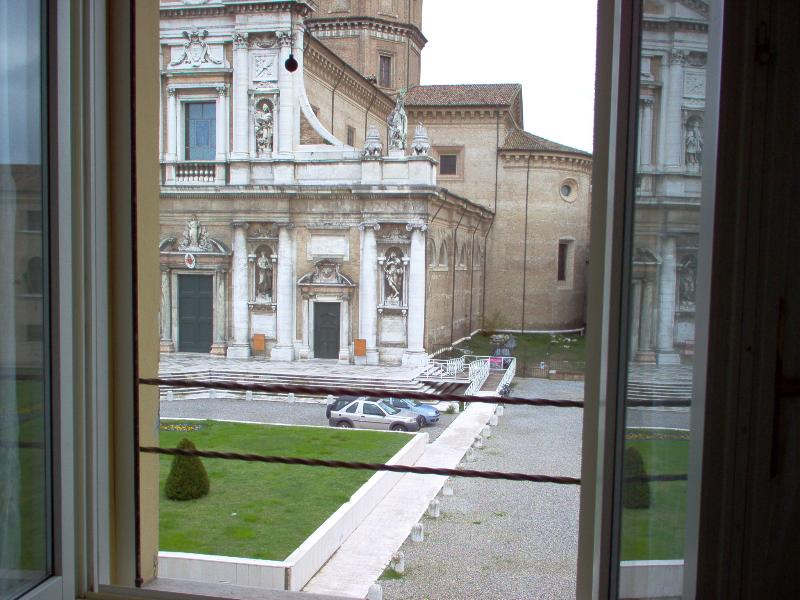 La Loggetta apt 5, in historic center, parking, holiday rental in Province of Ravenna