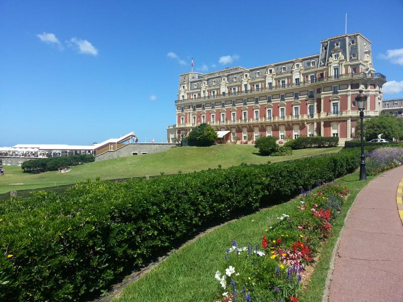 Hotel Du Palais - In Nearby Biarritz