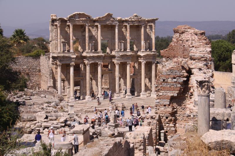 La storica città di Efeso