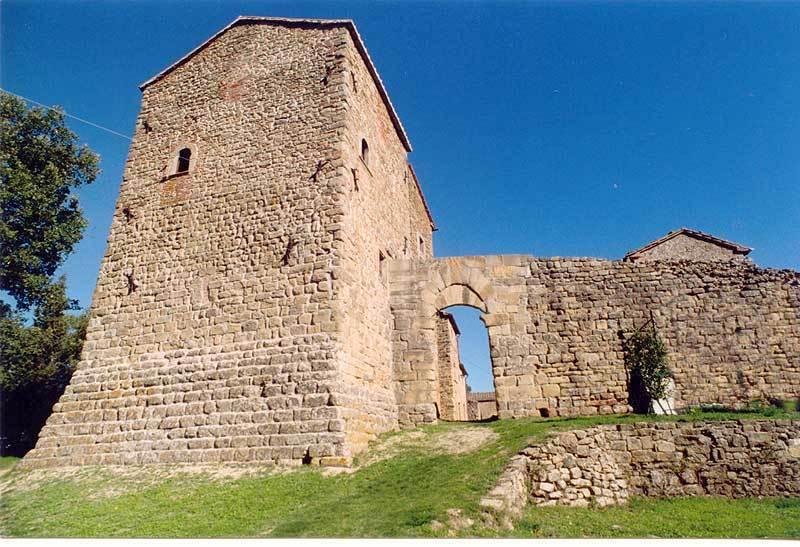 AMAZING PIANETTOLE CASTLE, holiday rental in Citerna