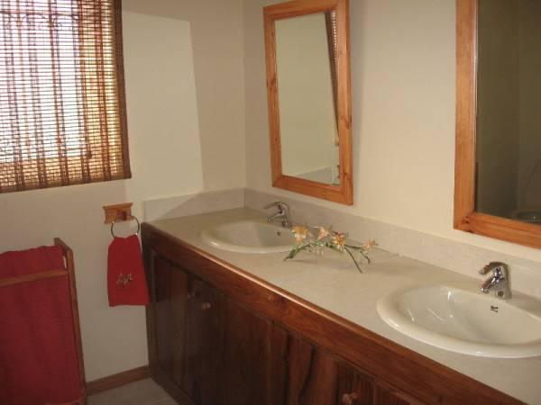 Shower room for master bedroom