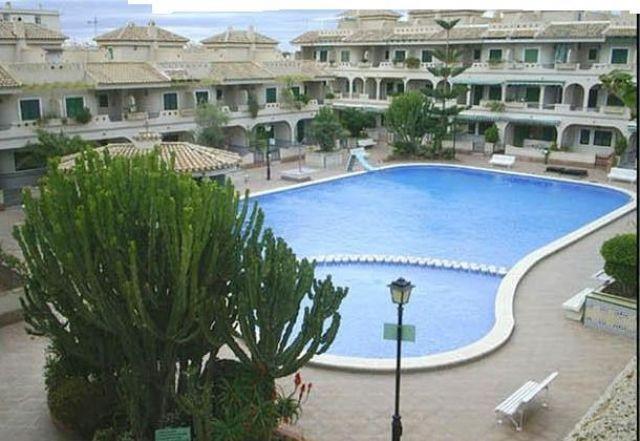 Apartamento Bahía Sol Puerto de Mazarrón – semesterbostad i Puerto de Mazarron