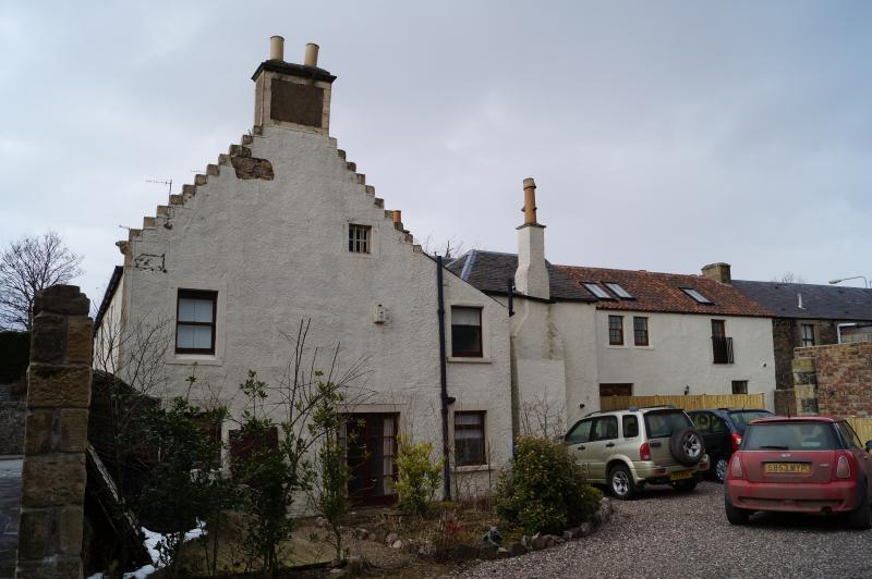 Cameron House, Spacious B listed Georgian townhouse near Falkland, Scotland, holiday rental in Auchtermuchty