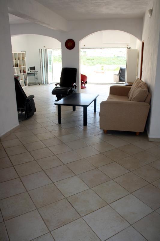 Lounge Area including Shiatsu Massage Chairs