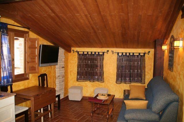 De 2 habitaciones para ir con niños, casa vacanza a Munebrega