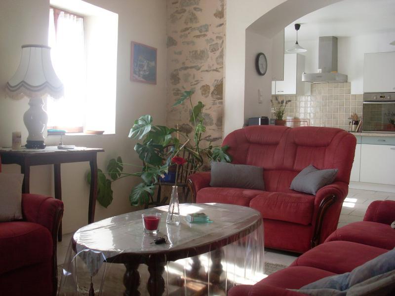 la Vielle Etable, holiday rental in Vieussan
