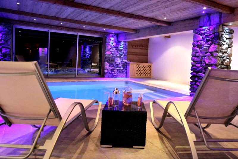 Apartment Glacon Chalet in Champagny