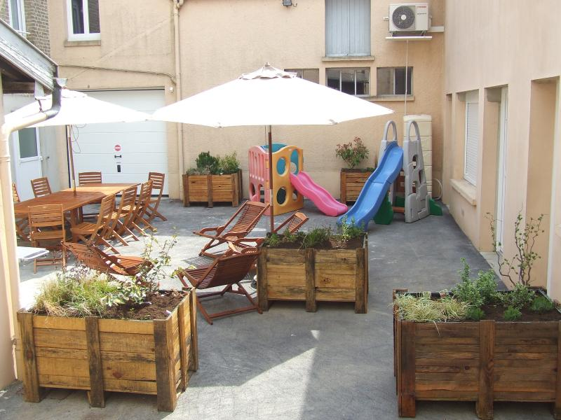 gite de la Grande Fontaine, vacation rental in Sarzay