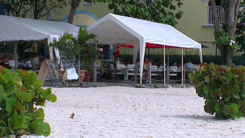Restaurant on Dover Beach