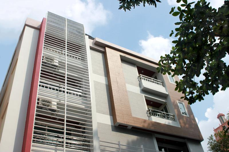 Serenita Residence, vakantiewoning in Bangkok