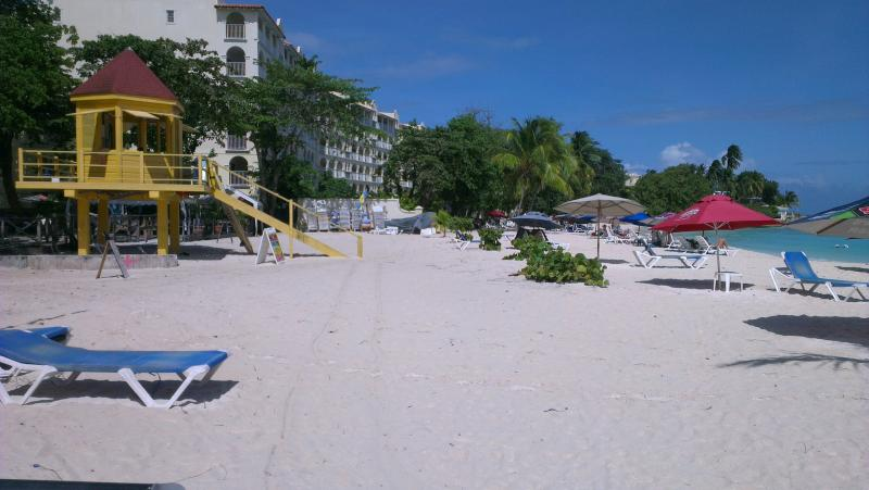 Life Guard's station Dover Beach