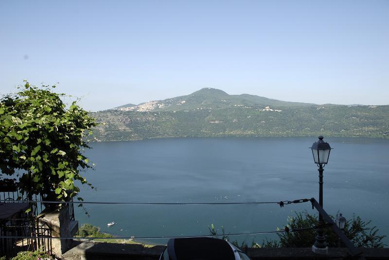 panorama dal balconcino