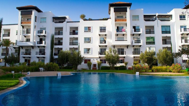 Appartement de luxe Marina, holiday rental in Agadir