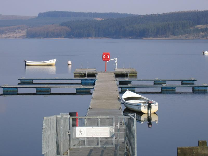 Kielder Water and Forest Park is very close by
