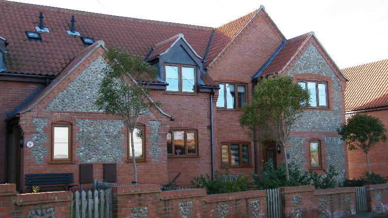 Fireman's Cottage - Brick/Flint Village Cottage Back Street, Mundesley