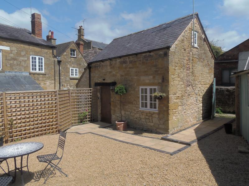 The Granary at Bay House, vakantiewoning in Willersey