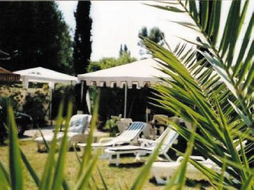 ST Paul/ VENCE beau 3 p rdj privé- belle propriété sécurisée - calme mer, vacation rental in St-Paul-de-Vence