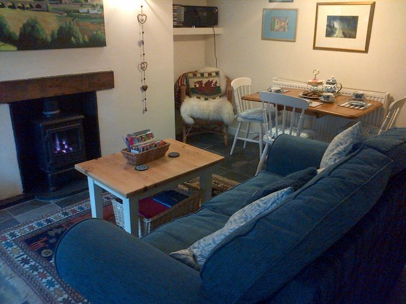 Cosy, comfy living room